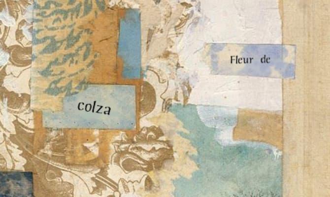 Brand Fleur de colza